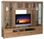 Buffet tv hias minimalis