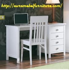 Meja Belajar Anak Model 4 Laci Cat Duco Furniture