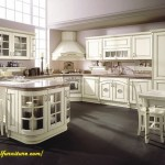 Kitchen Set Minimalis Cat Duco