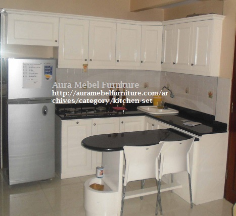 Model kitchen set minimalis images contoh gambar rumah for Harga kitchen set aluminium minimalis