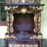 Rumah Dewa Furniture Klenteng