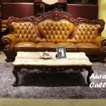 Set Sofa Tamu Antik